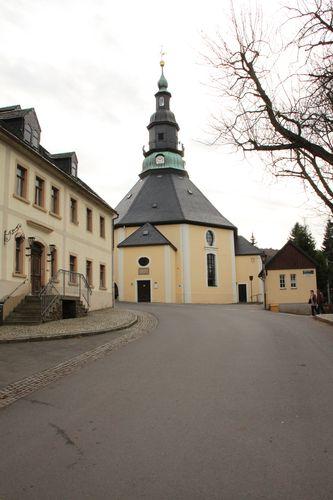 Seiffen Kirche