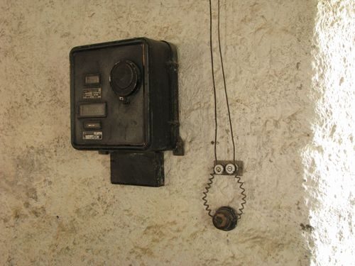 Elektroleitung nach 1900
