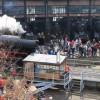 Zum Dampfloktreffen vom 30.03. bis 01.04.2012 steht Dresdnen unter Dampf.