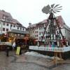 2012/12 - 4. Advent - Der Regen lässt den Schnee schmelzen.
