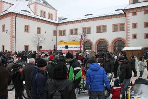 2013/01 - 42. Motorrad Wintertreffen in Augudtusburg.