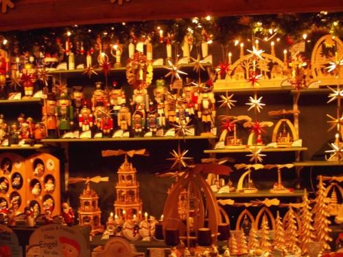 2013/11 – Die Vorweihnachtszeit beginnt auch mit der Eröffnung der Weihnachtsmärkte.