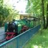 """2014/05 - Die Parkeisenbahn im """"Großen Garten"""" Dresden."""