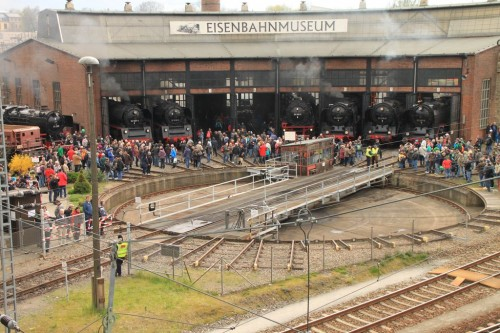 2015/04 – 7. Dresdner Dampfloktreffen