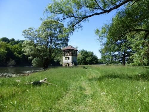 2015/05 - Alter Regattaturm bei Brieskow-Finkenheerd.