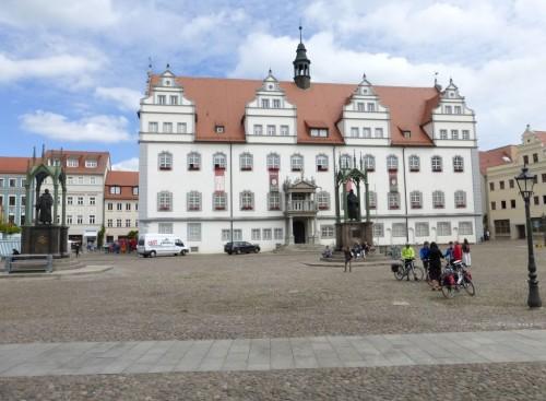 2015/06 – Lutherstadt Wittenberg, ein Orte der beindruckt.