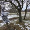 2016/01 – Wegweiser im Schnee.