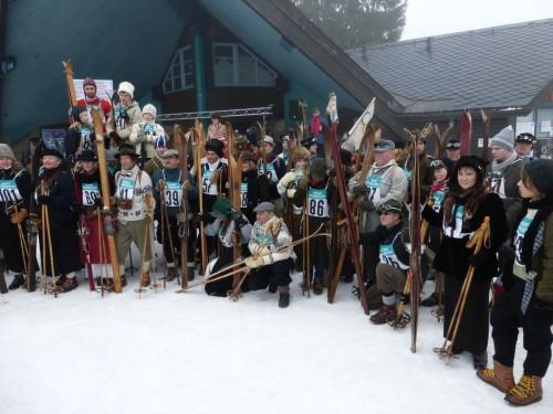 2016/03 - Oberwiesenthal Nostalgie-Skirennen