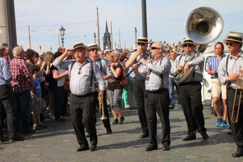 2016/05 - Internationales Dixieland Festival in Dresden