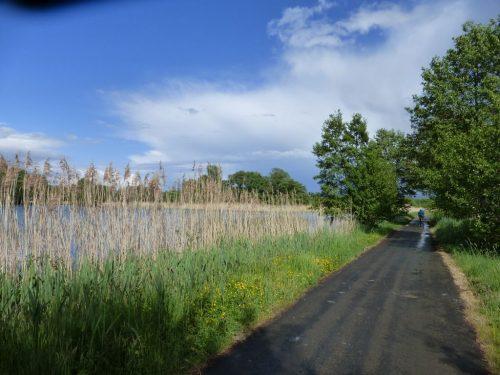 2016/05 - Pfingstradeln auf dem Gurkenradweg