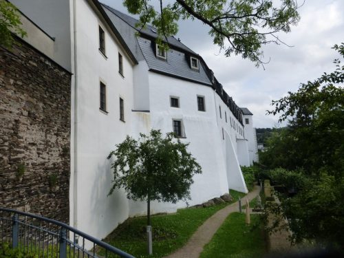 2016/07 - Schloss Wildeck in Zschopau.