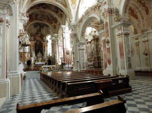 2016/08 - Kloster Neustift unweit von Brixen.