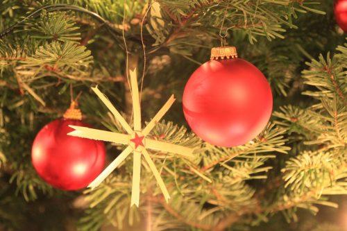 2016/12 - Oh, du schöner Weihnachtsbaum nun Weihnachten ist da.