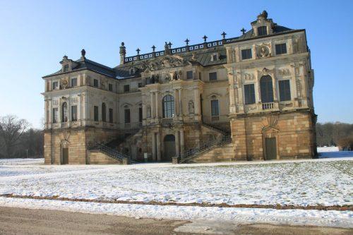 """2017/01 - Im """"Großer Garten"""" von Dresden."""