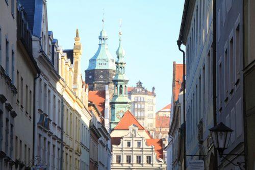 2017/02 - Sieht aus wie Dresden, ist aber Pirna.