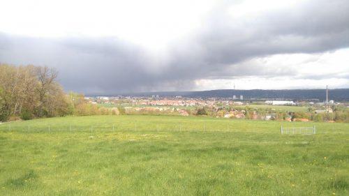 2017/04 - Mal Regen und mal Sonnenschein.