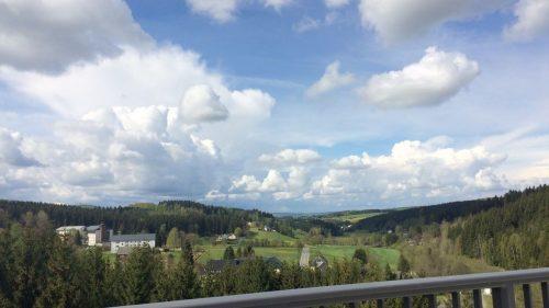 2017/05 - An der Rauschenbach Talsperre. [S. Claußner]