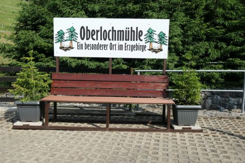 2018/06 - Von Oberlochmühle auf dem Glockenwanderweg unterwegs.