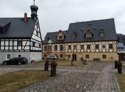 2019/03 - Hotel Saigerhütte