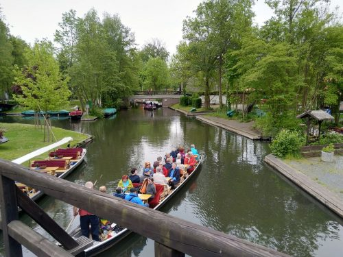 2019/05 - Besuch im Spreewald.