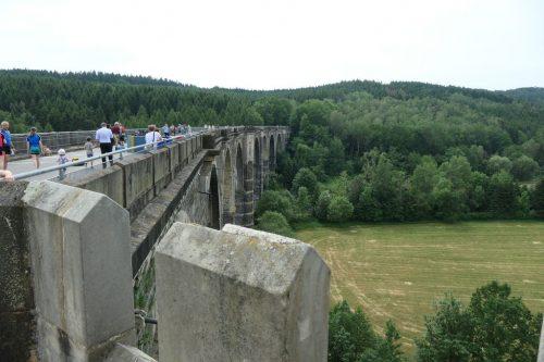 2016/09 - Zum Brückenfest ein Blick über das Viadukt.