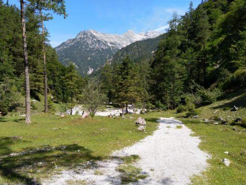 2019/07 - Wanderung um den Unterberg. [1]