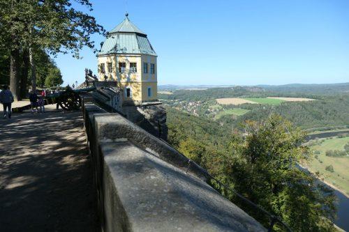 2019/09 - Auf der Festung Königstein.