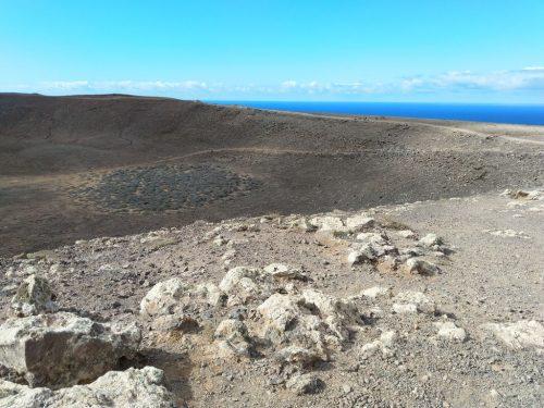 2019/11 - Wanderung auf den ehemaligen Vulkan.