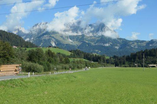 2020/09 - Auf dem Weg nach Ellmau.