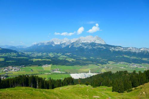 2021/09 - Schönes Wetter in Tirol.